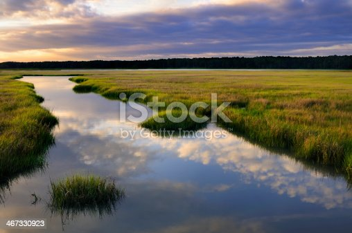 istock Clouds Reflecting in Water 467330923