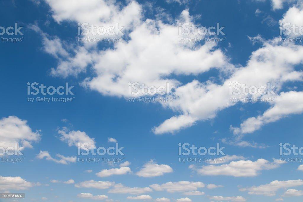 Clouds Sky Cirrocumulus stock photo