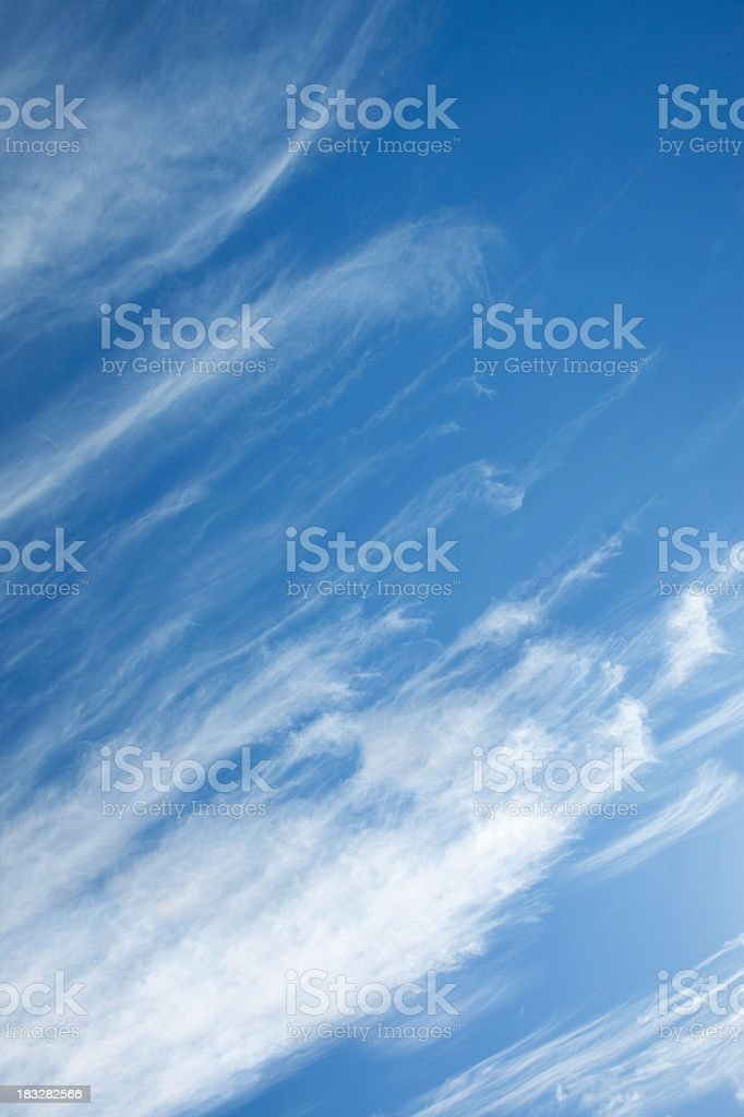 Clouds Sky royalty-free stock photo
