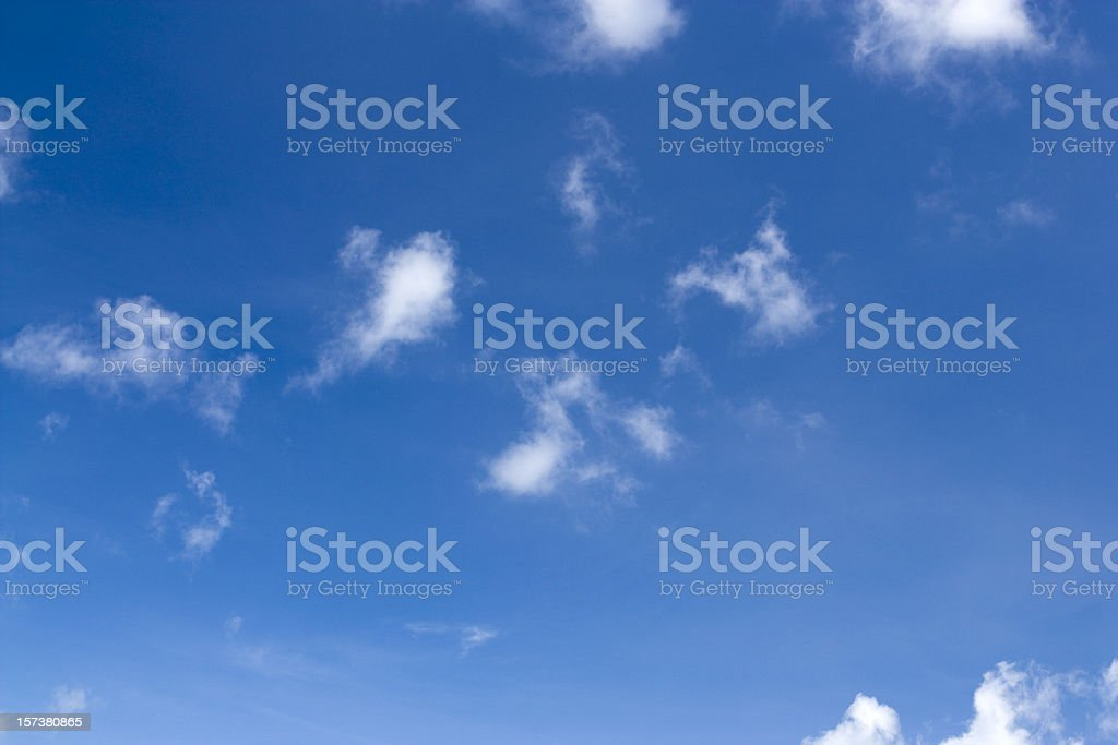 Clouds XL royalty-free stock photo