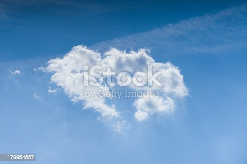 479184640istockphoto Cloudscape. Blue sky and white cloud. Sunny day. Cumulus clouds. 1179954557
