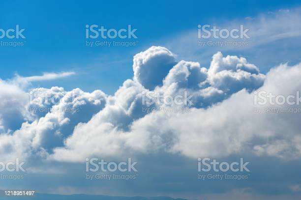 Cloudscape Stock Photo - Download Image Now