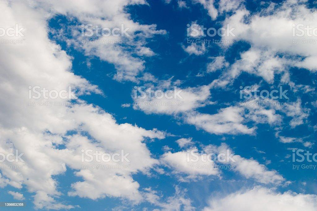 Wolkengebilde – Foto