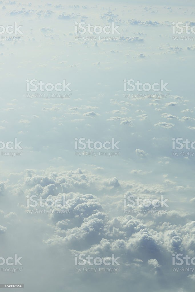 Сloudscape royalty-free stock photo