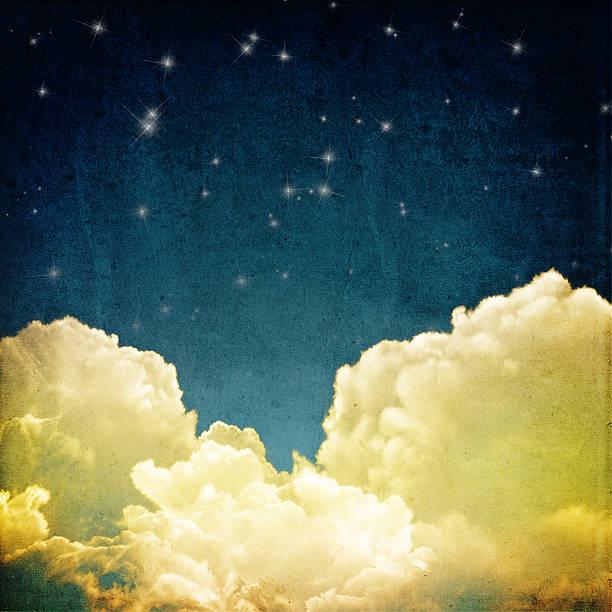 wolkengebilde - himmel bilder stock-fotos und bilder