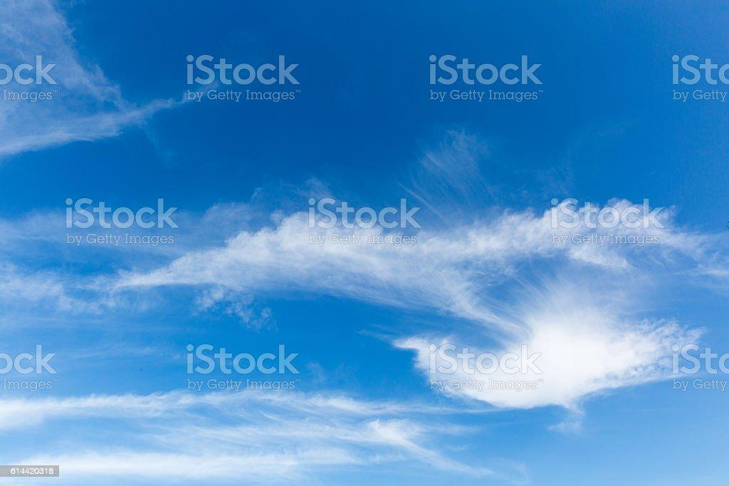 cloudscape stock photo