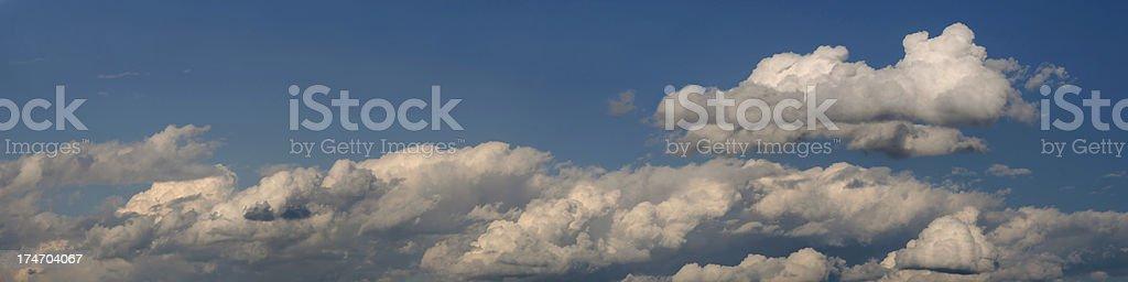 Cloudscape XXXLarge royalty-free stock photo