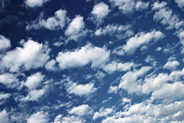 Cloudy Skies 2 stock photo