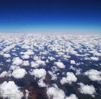 istock Cloudy sky background 480537844