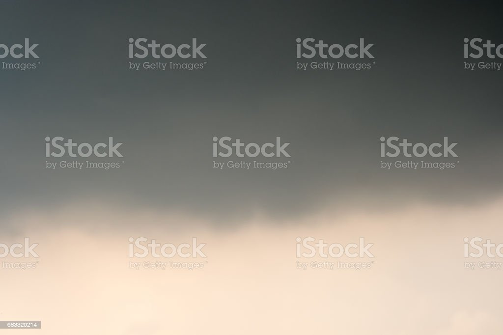 Cloudy Sky foto stock royalty-free