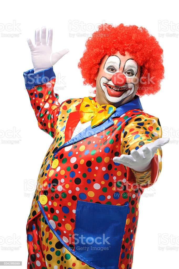 Clown Stock Photo - Download Image Now - iStock