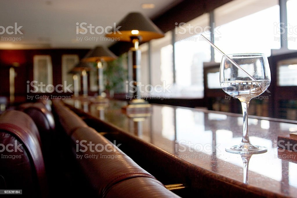 club drink stock photo