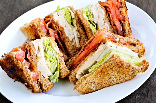 Club-sandwich – Foto