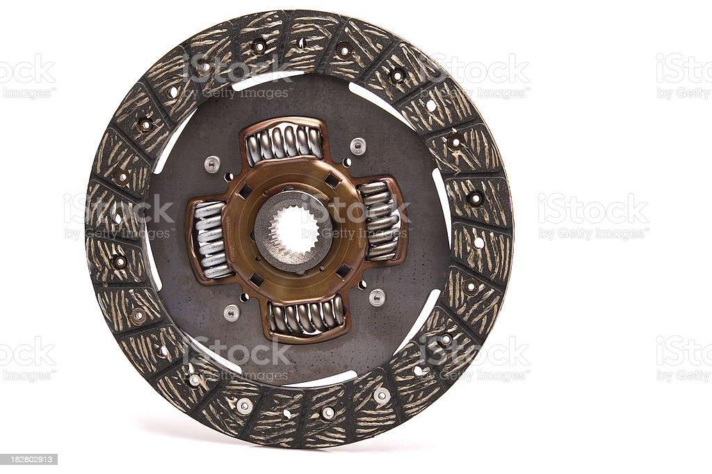 clutch disc stock photo