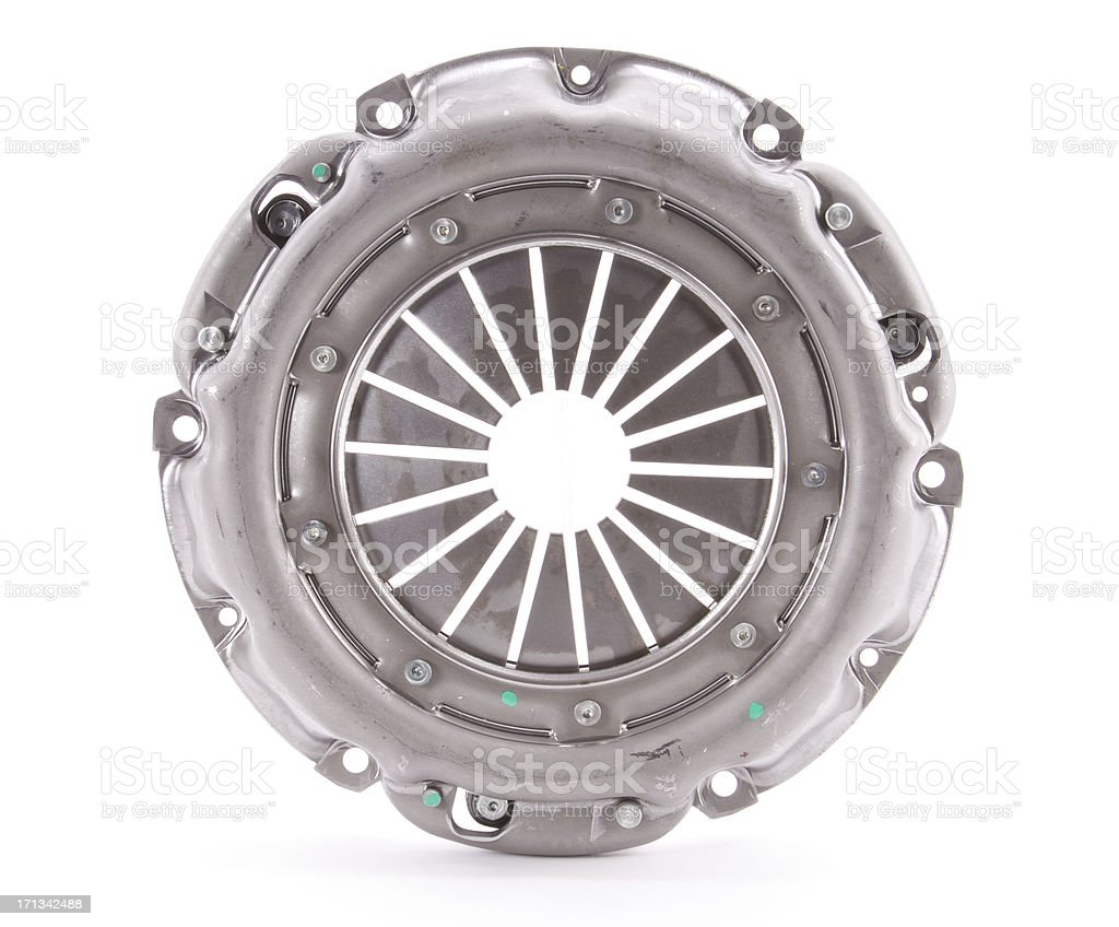 Clutch Plate Housing royalty-free stock photo
