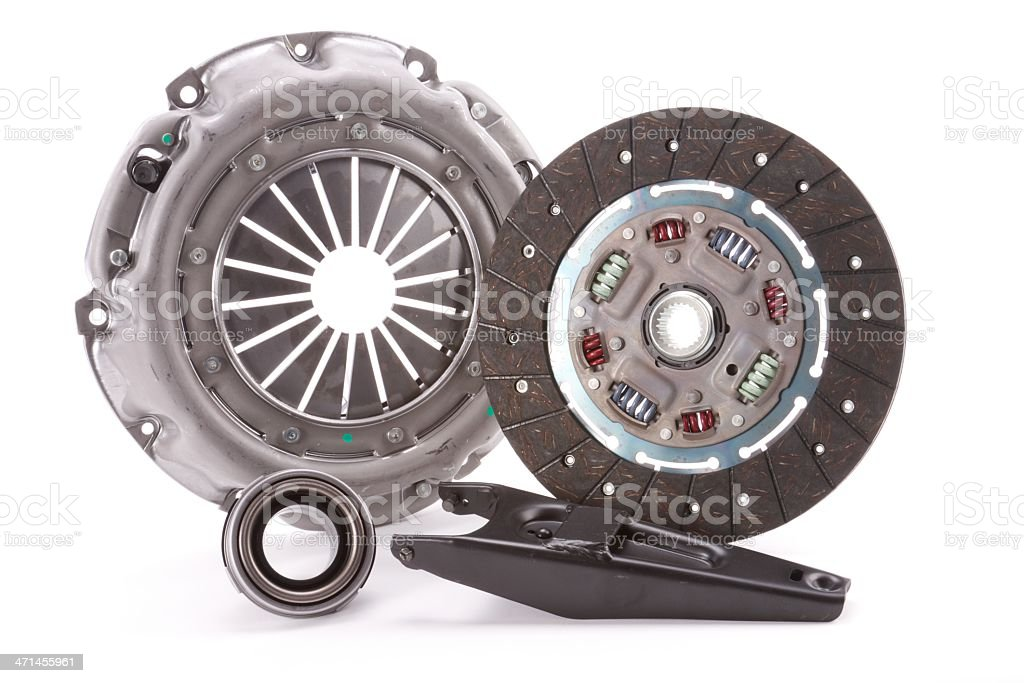 Clutch Plate Kit stock photo