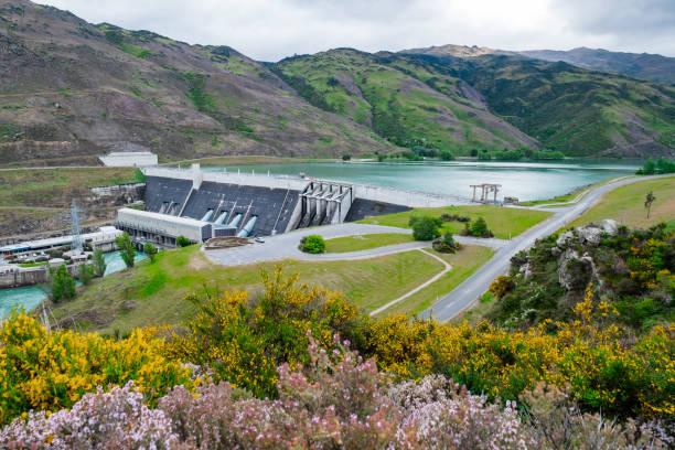 Clyde-Staudamm-Kraftwerk – Foto