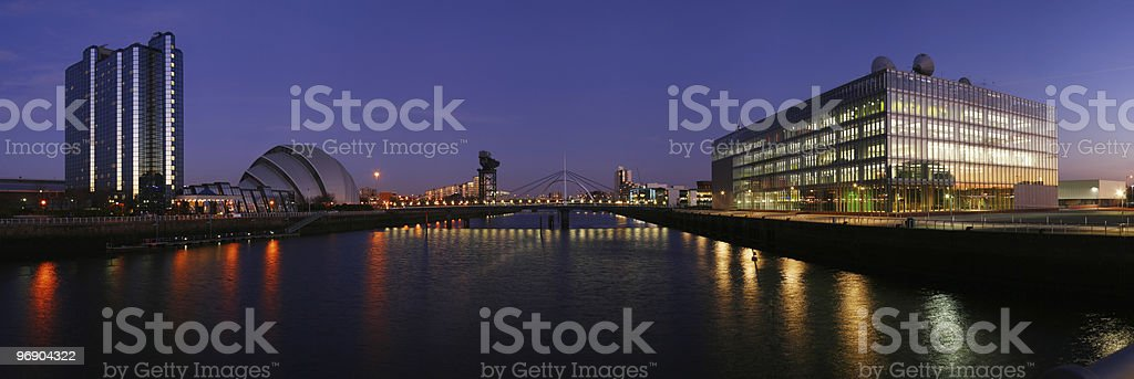 clyde regeneration royalty-free stock photo