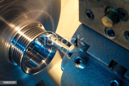 CNC,Inside diameter grinding.