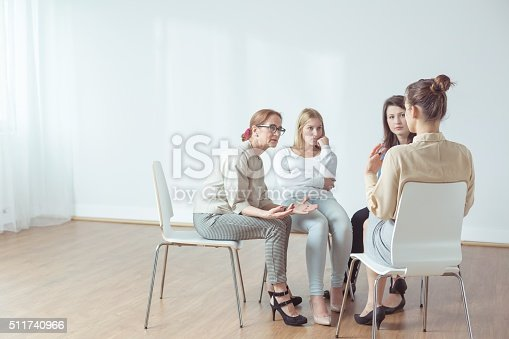 511741068 istock photo Coach and support group 511740966