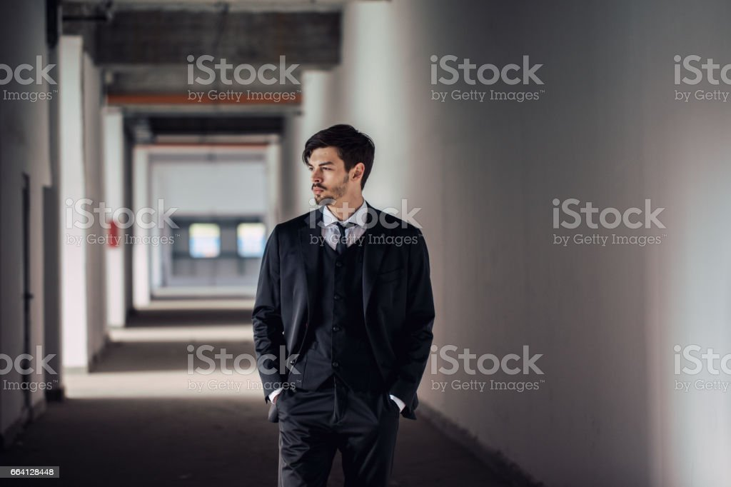 Coach before the game foto stock royalty-free