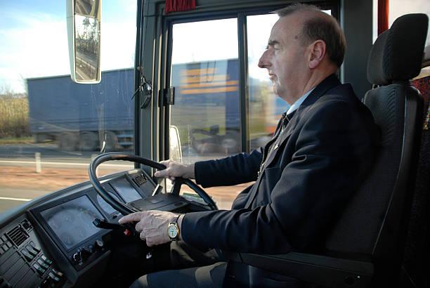 Conducteur de bus - Photo