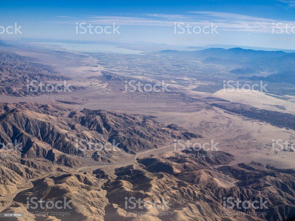 Coachella Valley stock photo
