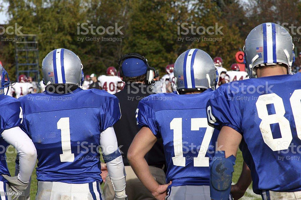 coaching royalty-free stock photo