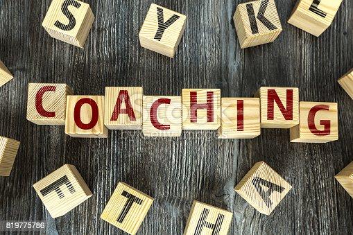 istock Coaching 819775786