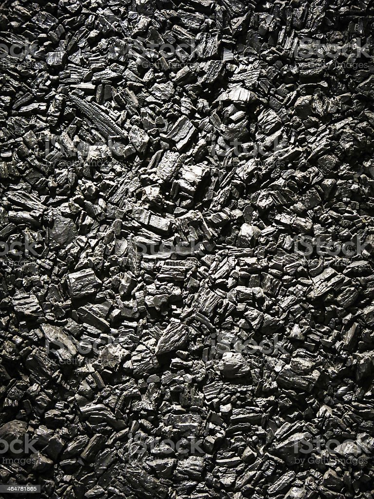Coal Background 1 stock photo