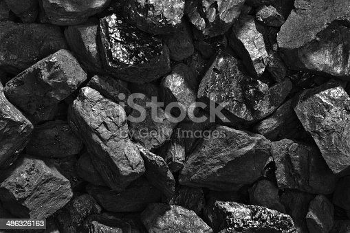 istock Coal background 486326163
