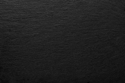 istock Coal black background. Schiffer plate. Cheese board 859354330