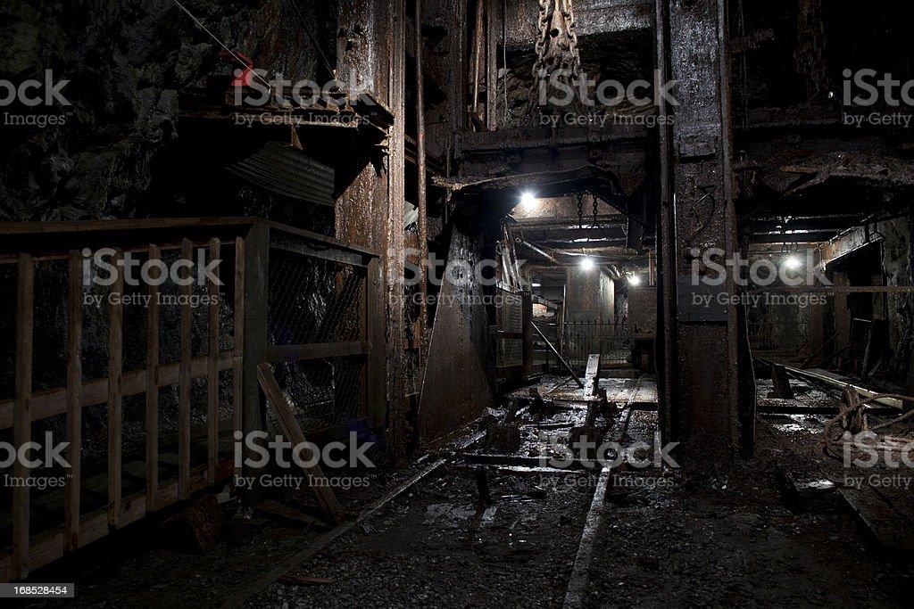 #9 Coal Mine, Pennsilvanyam Carbon County – Foto
