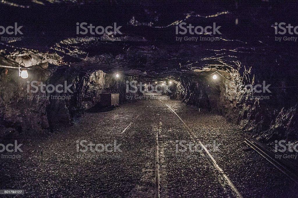 #9 Coal Mine, Pennsilvanyam Carbon County stock photo