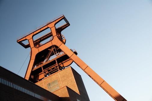 coal mine Zeche Zollverein