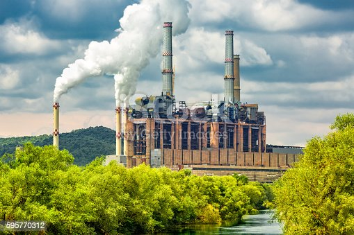 istock Coal power station 595770312