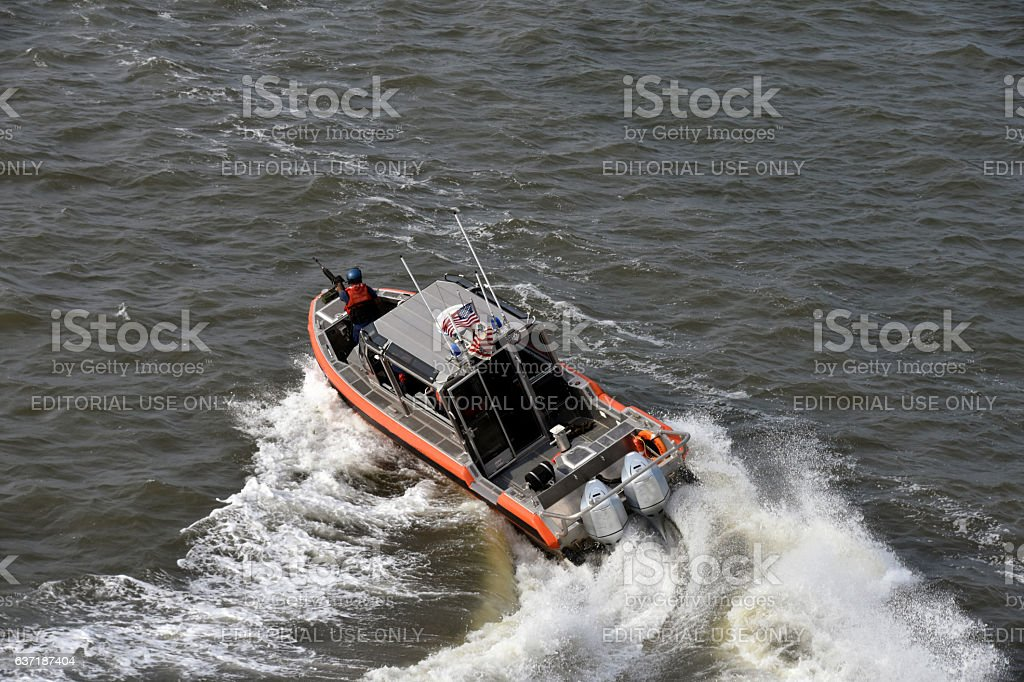 US Coast Guard stock photo