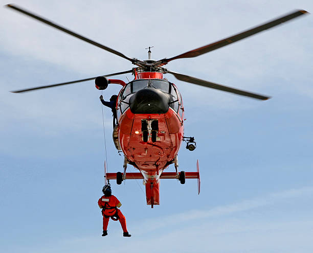 Coast Guard stock photo