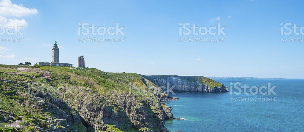 Küste in Britanny, Frankreich – Foto