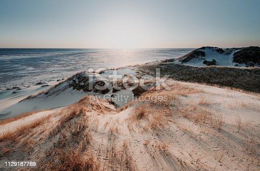 istock Coast Landscape Island of Amrum 1129187769