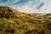 Coast Landscape Island of Amrum, Schleswig-Holstein, Germany