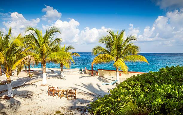 Küste der Insel Cozumel, Mexiko – Foto