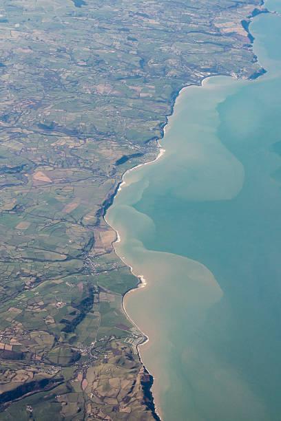 Der irischen Küste in der Nähe von Bray und Blackrock, 2015 – Foto