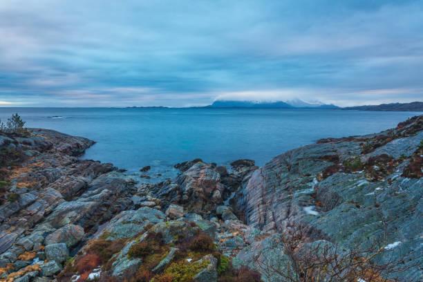 Küste von Kristiansund – Foto
