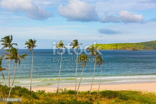 istock Coast of the South China Sea on the Philippine 1150065515