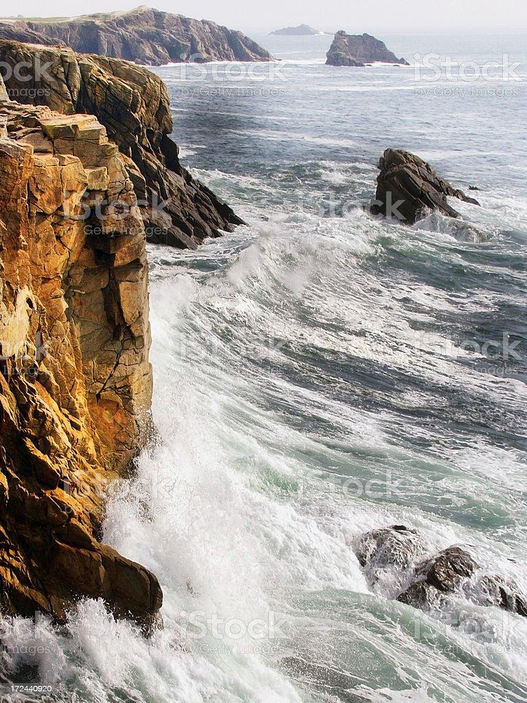 coast royalty-free stock photo