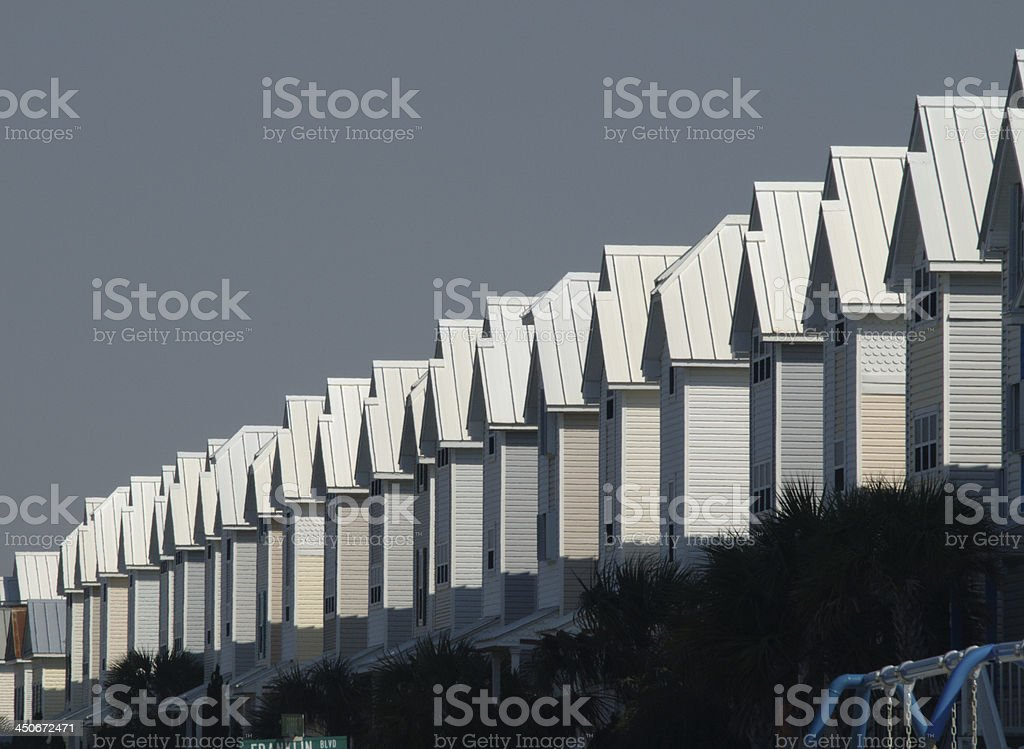 Coastal Development stock photo