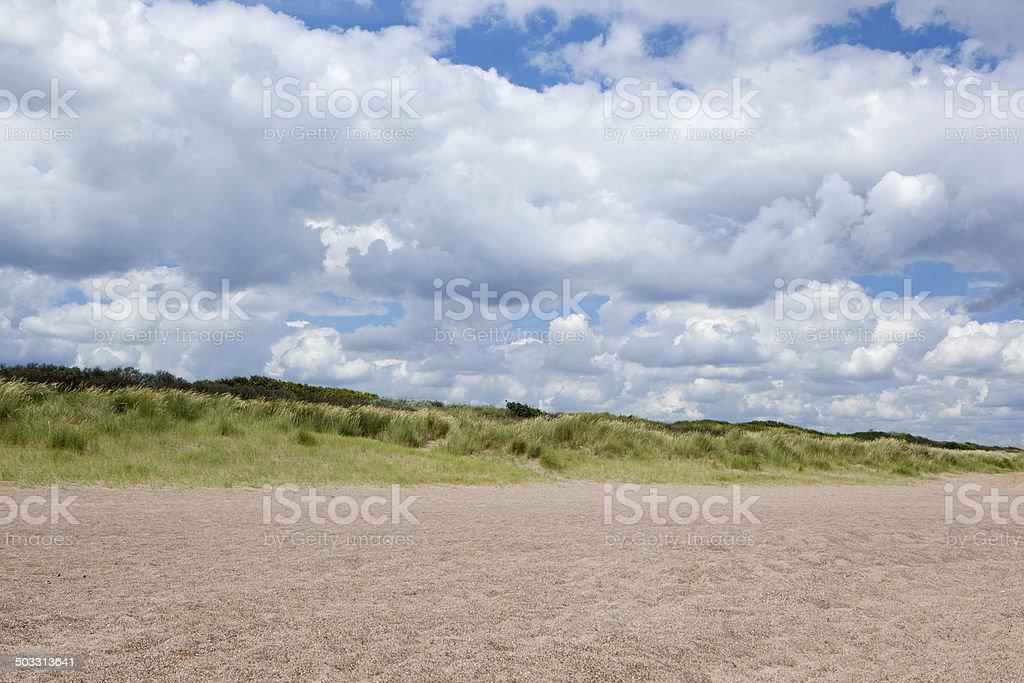 coastal drainage stock photo
