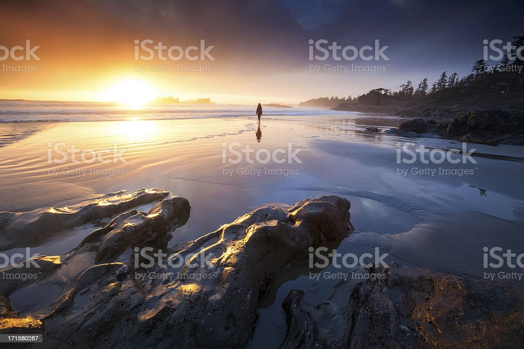 Coastal Dream stock photo