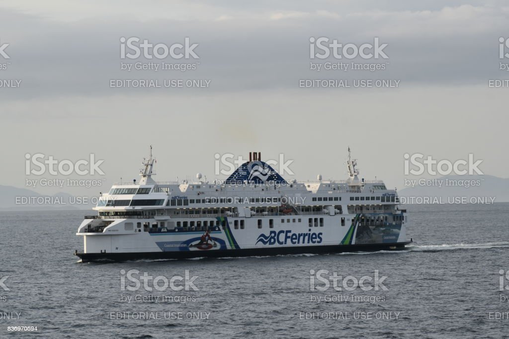 MV Coastal Inspiration stock photo